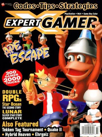 Expert Gamer Issue 61 (July 1999)
