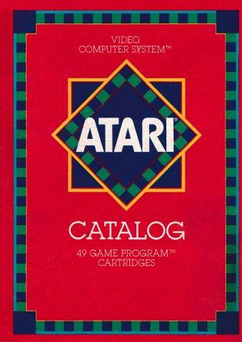 Atari Catalog (1982)