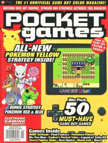 Pocket Games Issue 01 (Summer/Fall 1999)