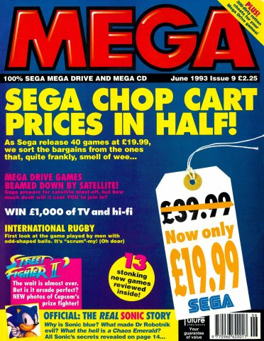MEGA Issue 09 (June 1993)