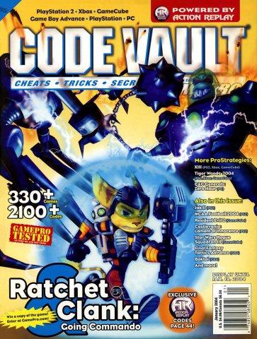 Code Vault (January 2004)