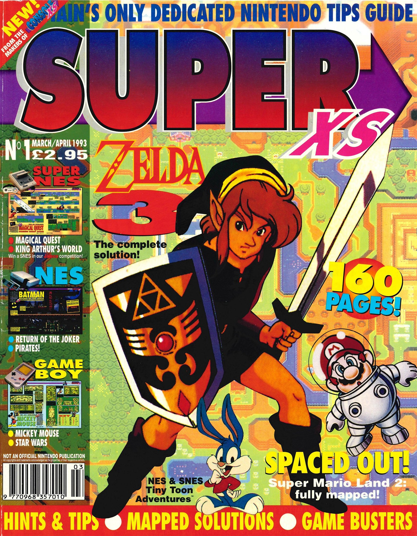 Super XS Issue 01