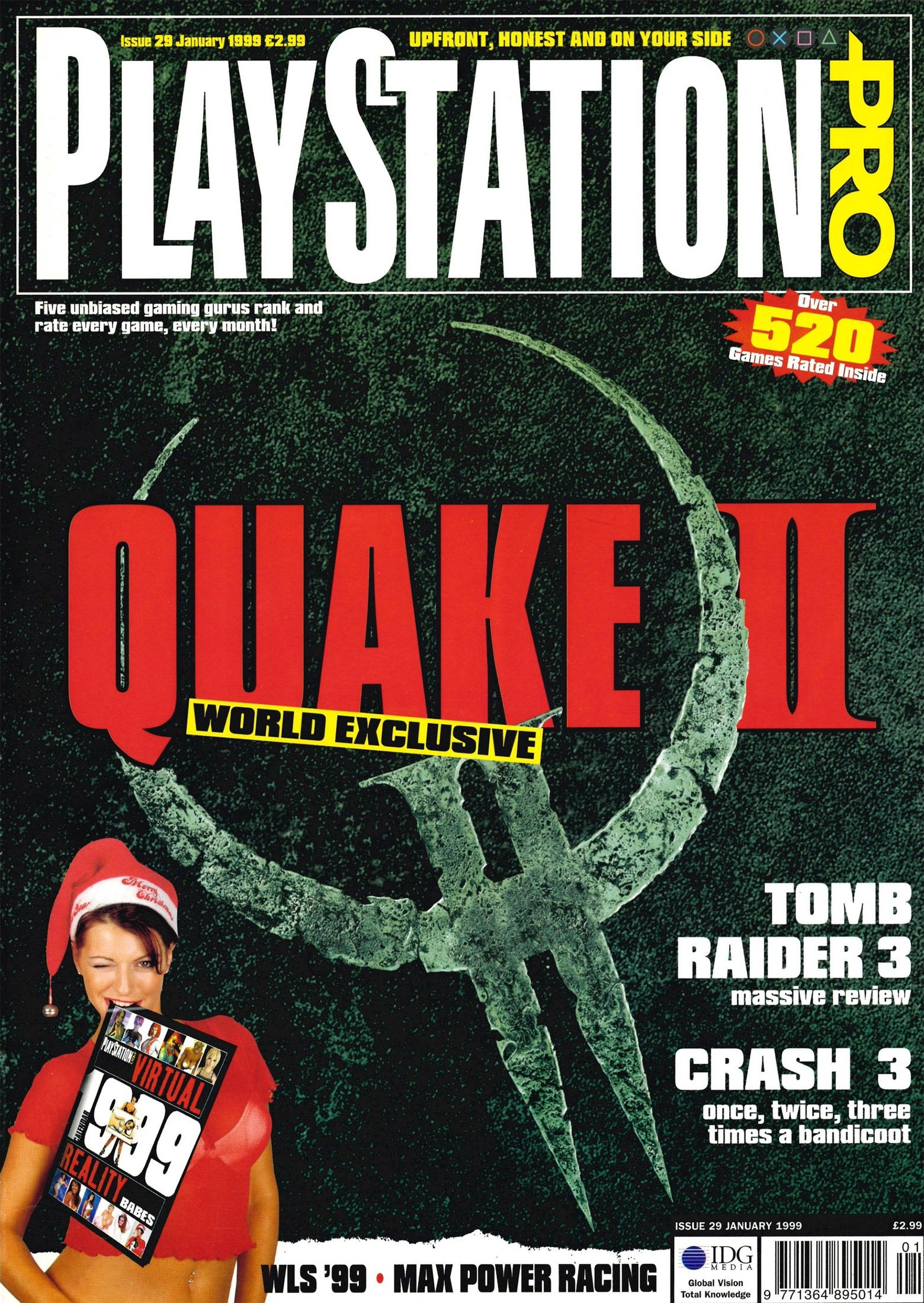 PlayStation Pro Issue 29 (January 1999)