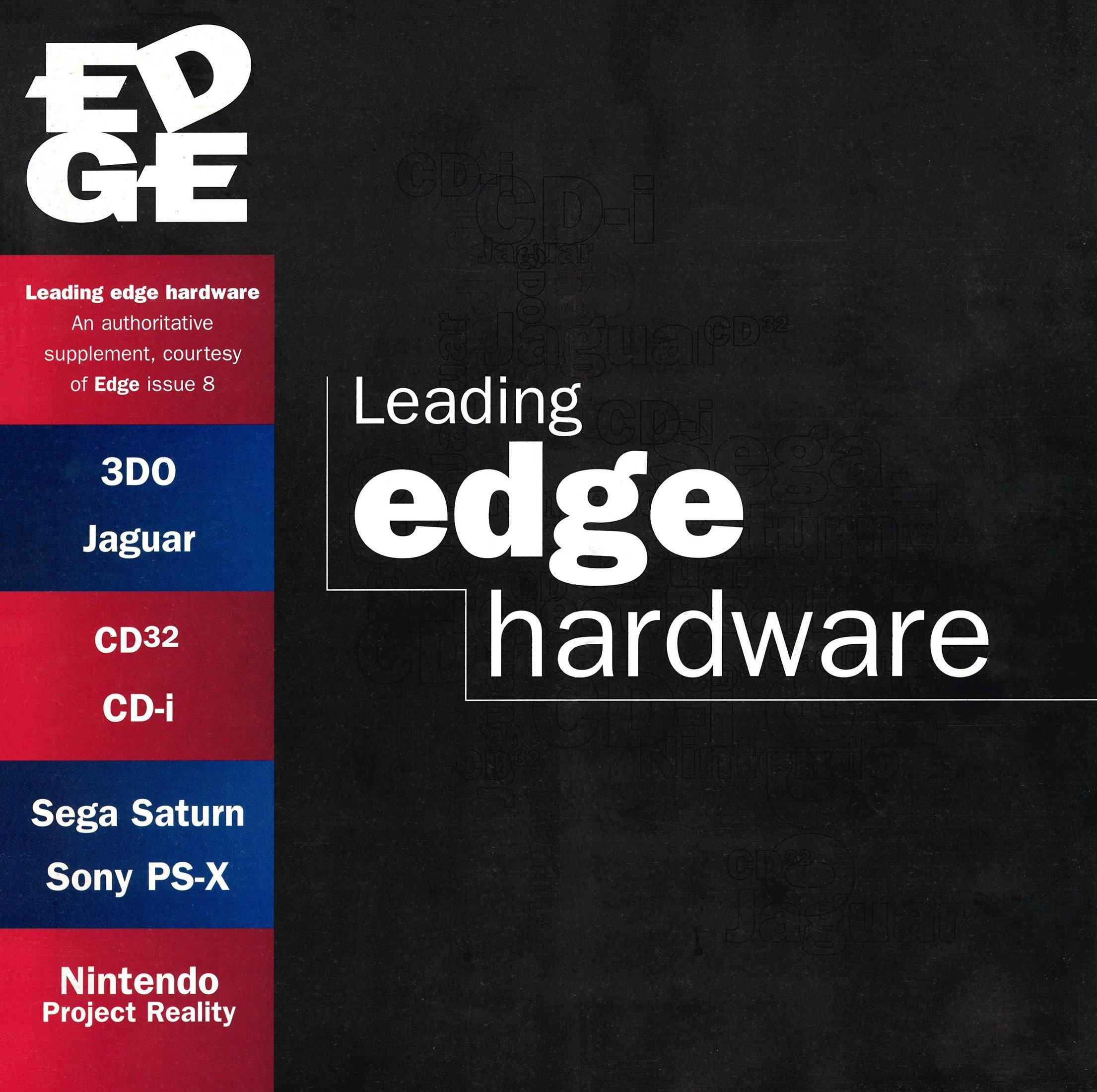 Edge Issue 8 Supplement - Leading edge hardware (1994)