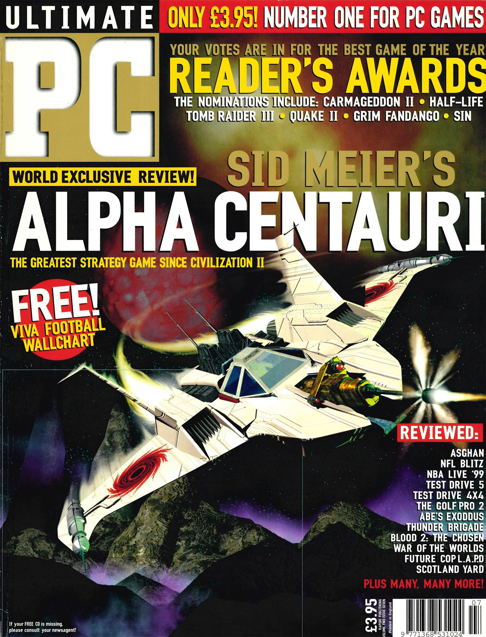 Ultimate PC Volume 2 Issue 07 (February 1999)