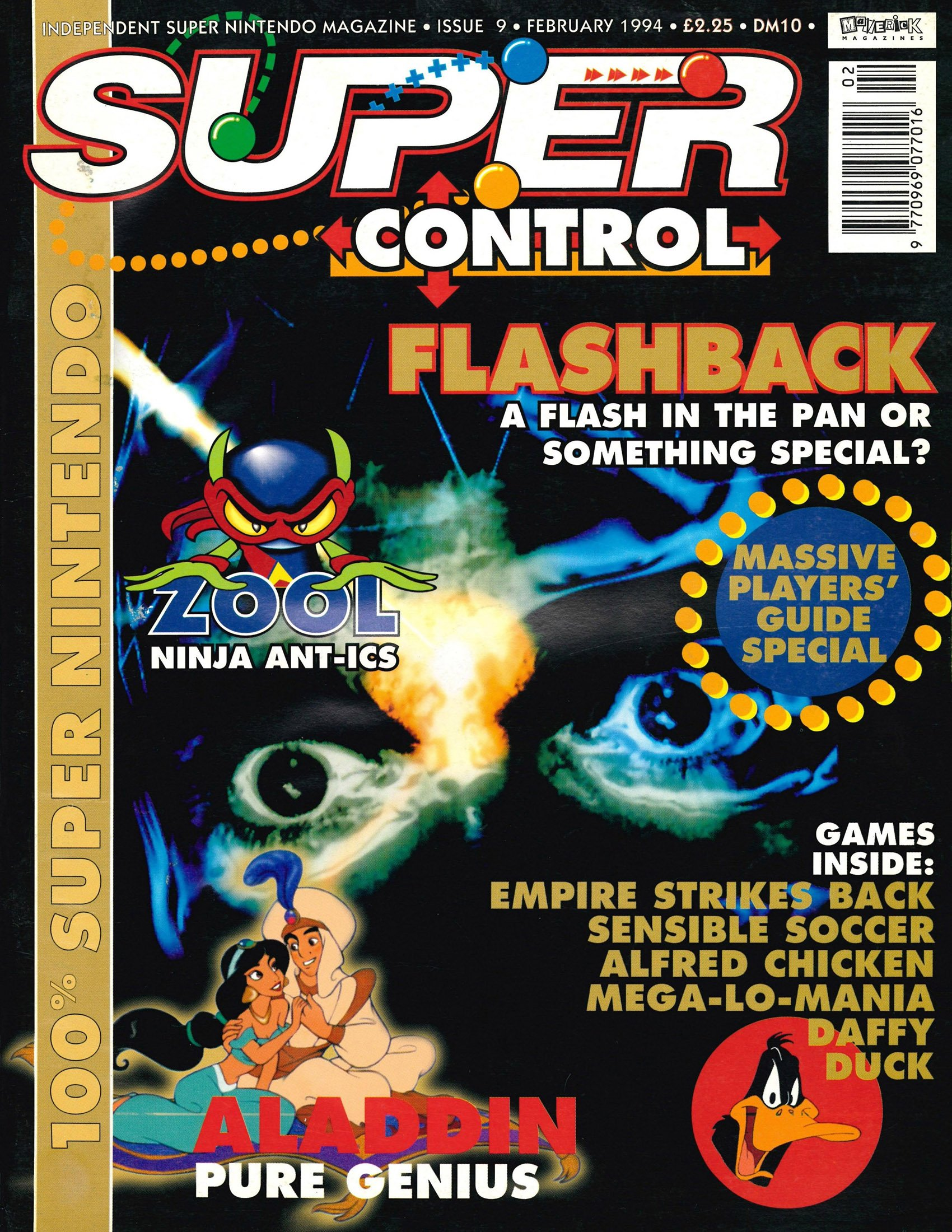 Super Control Issue 09 (February 1994)