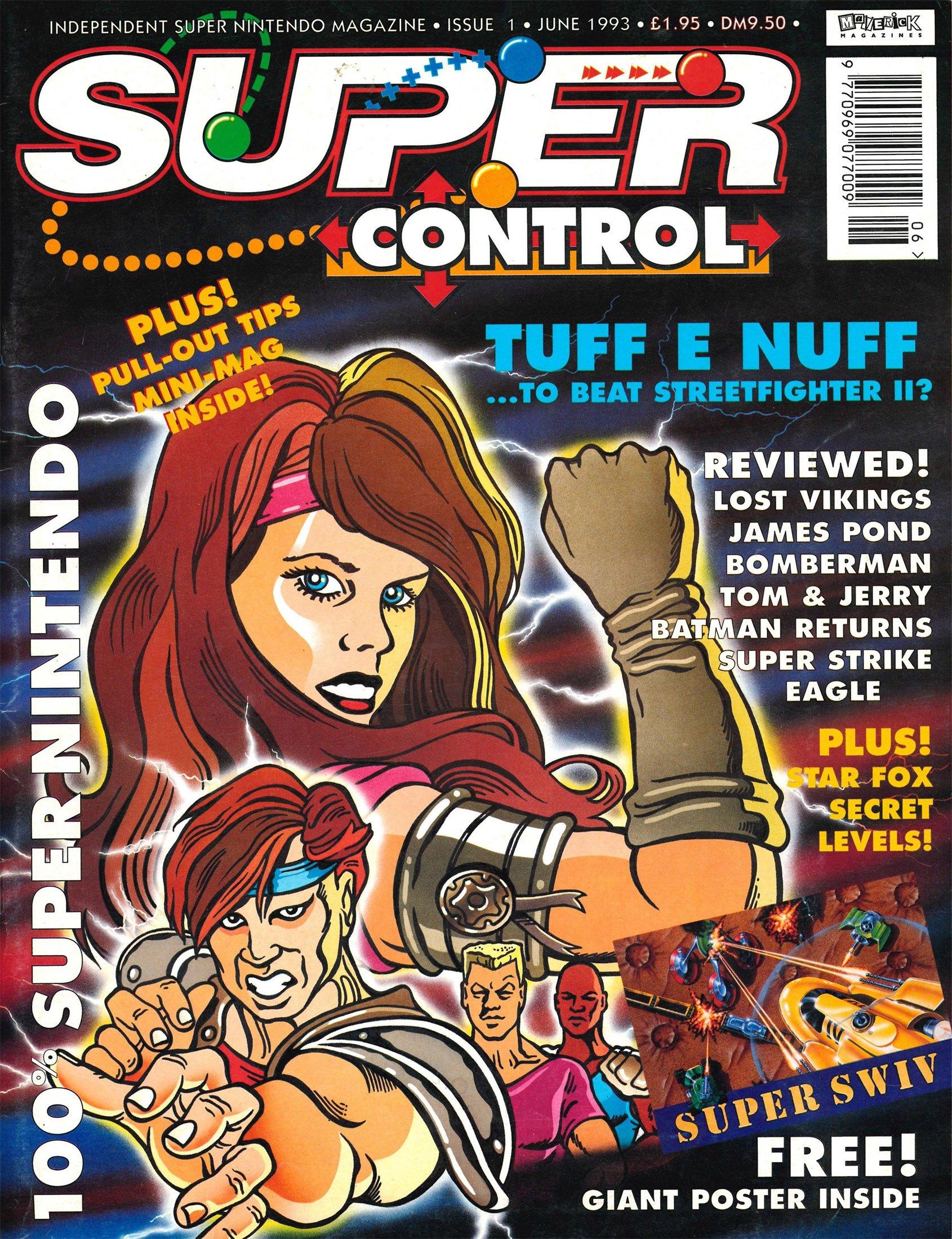 Super Control Issue 01 (June 1993)