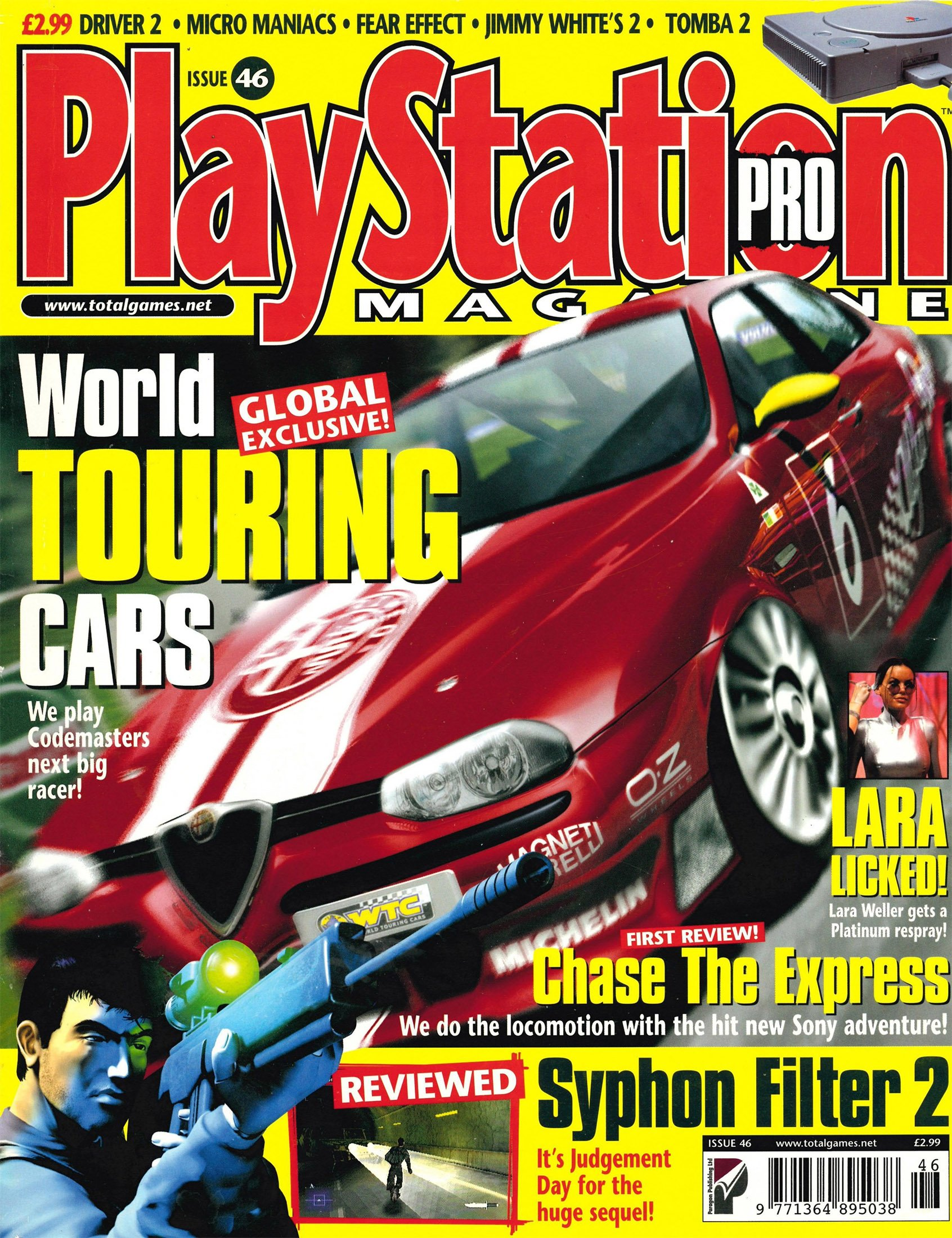 Playstation Pro Issue 46 (April 2000)
