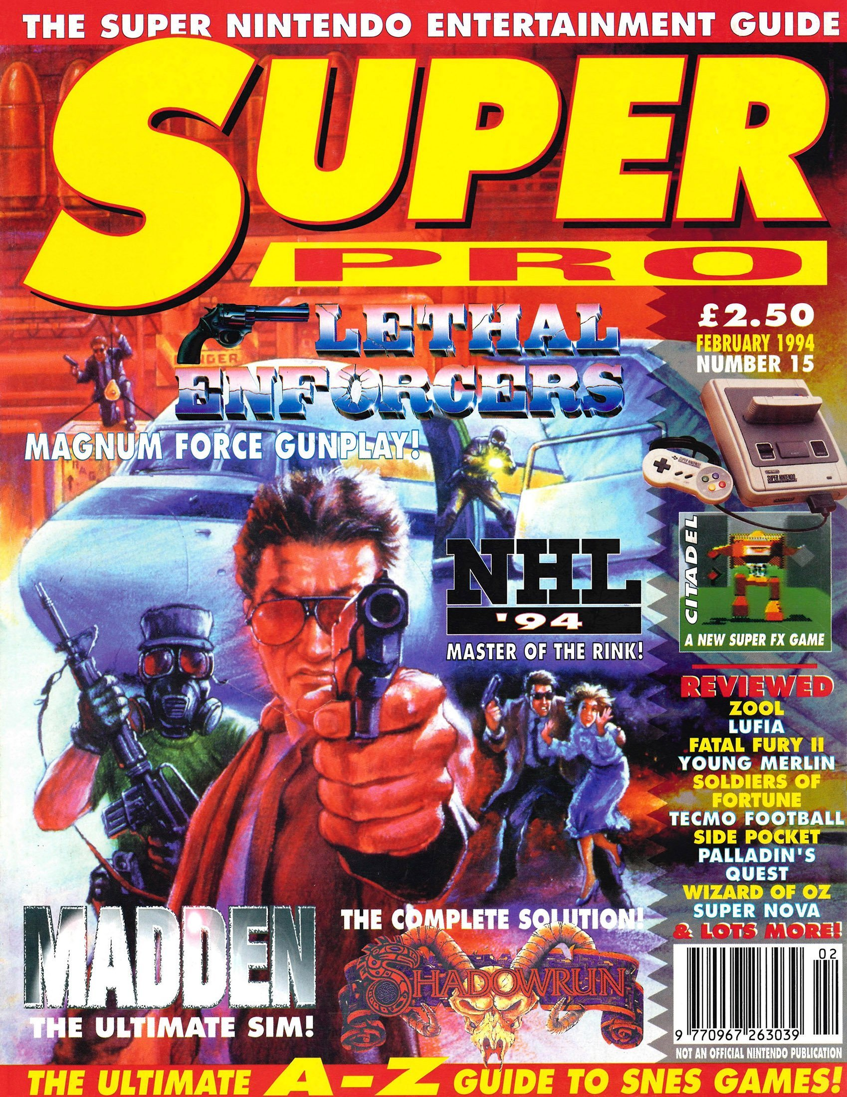 Super Pro Issue 15 (February 1994)