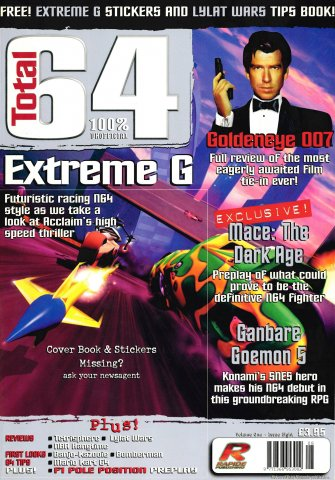 Total 64 Issue 08