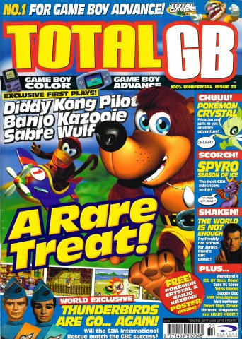 Total Game Boy Issue 23