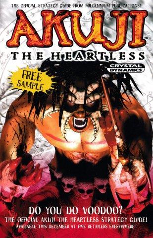 Akuji The Heartless Mini Strategy Guide