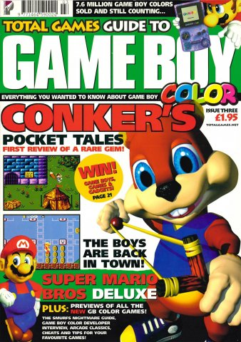 Total Game Boy Issue 03