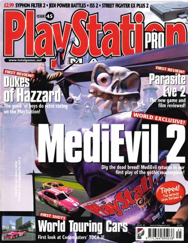 Playstation Pro Issue 45 (March 2000)