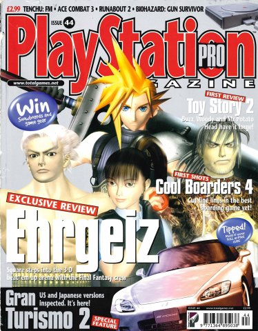 Playstation Pro Issue 44 (February 2000)