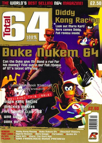 Total 64 Issue 10