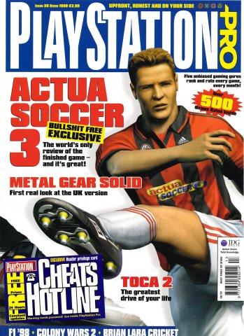 PlayStation Pro Issue 28 (Xmas 1998)