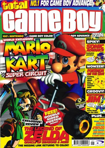 Total Game Boy Issue 21
