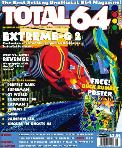 Total 64 Issue 21