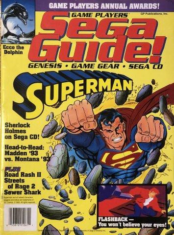 Game Players Sega Guide Vol.4 No.1 (February/March 1993)