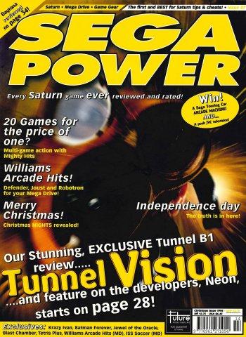 Sega Power Issue 87 (Christmas 1996)