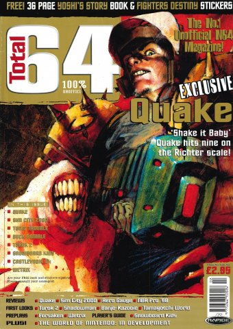 Total 64 Issue 14