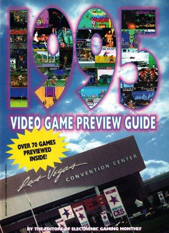 EGM Editors 1995 Video Game Preview Guide 01