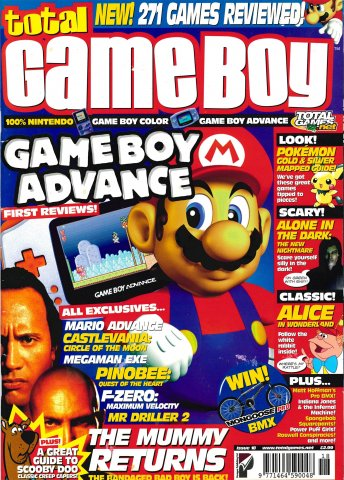 Total Game Boy Issue 18
