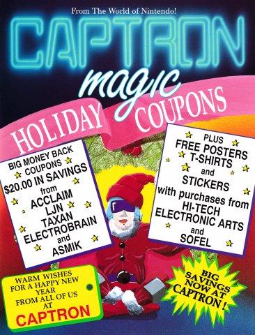Captron Magic (1990)