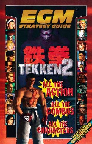 EGM Strategy Guide - Tekken 2