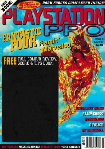 Playstation Pro Issue 09 (July 1997)