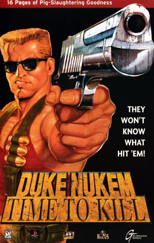Duke Nukem - Time to Kill (EGM Supplement)