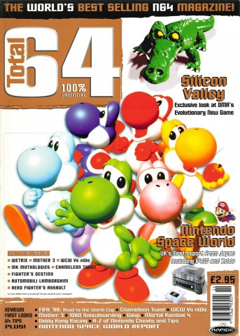 Total 64 Issue 11