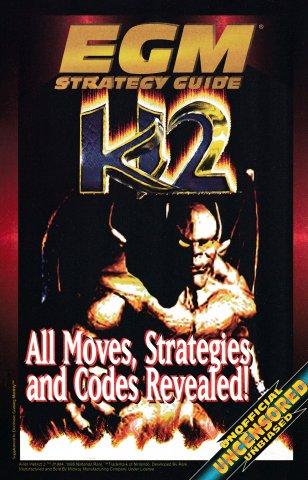 EGM Strategy Guide: KI2 (Killer Instinct 2)