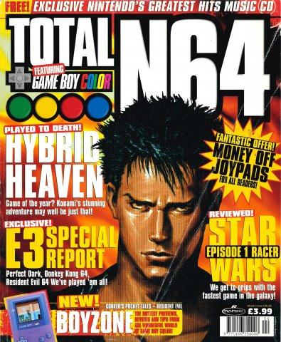 Total N64 Issue 28