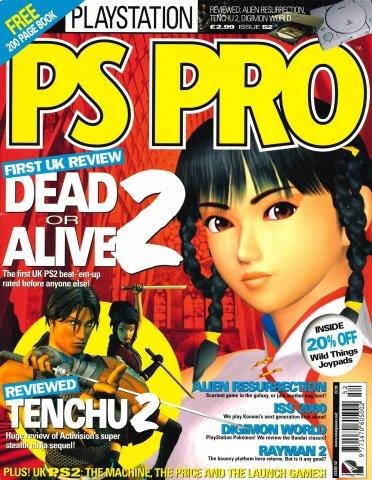 Playstation Pro Issue 52 (October 2000)