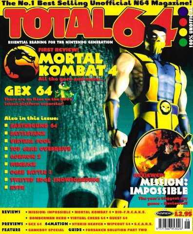 Total 64 Issue 18
