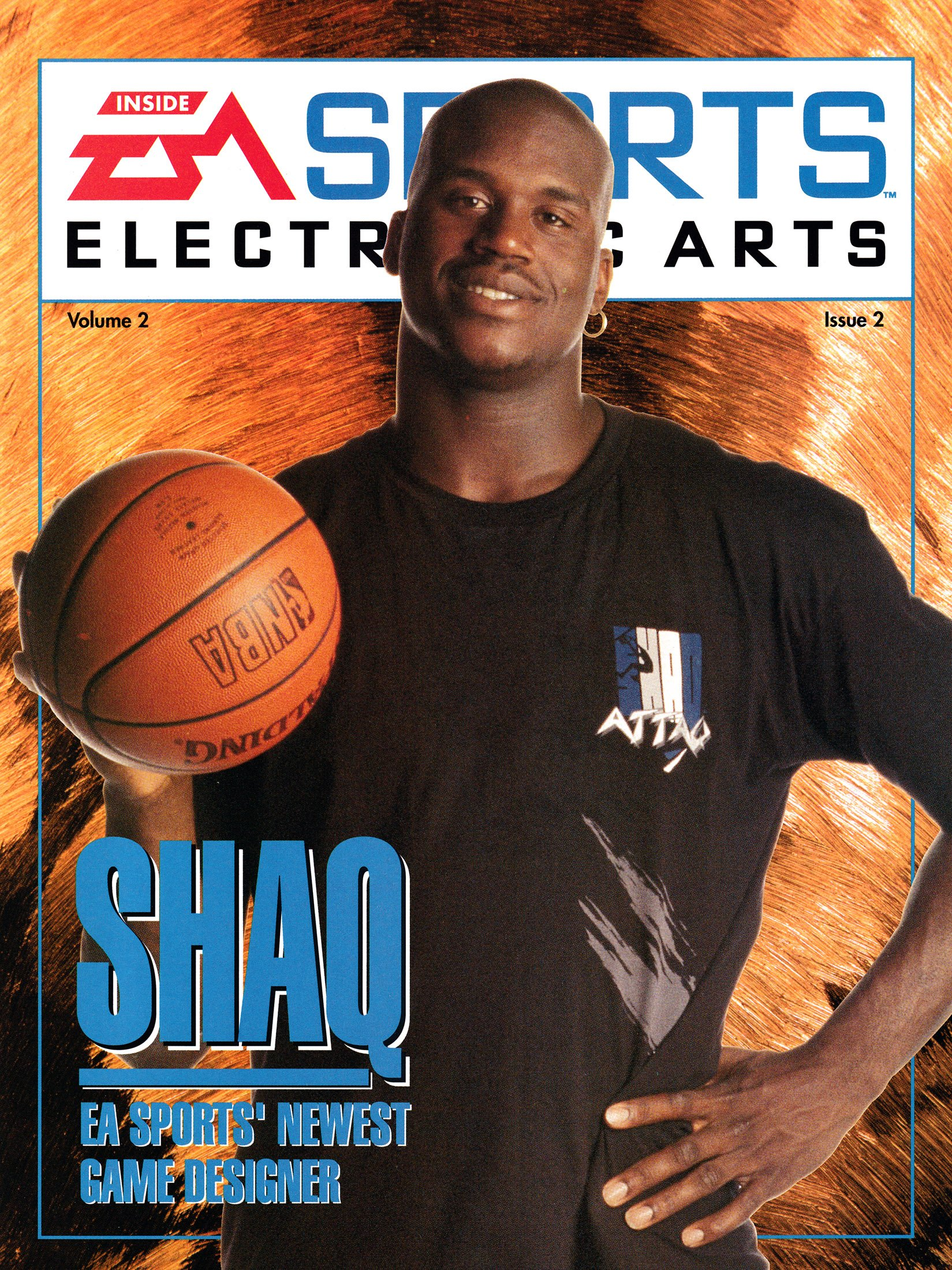 Inside EA Sports Volume 2 Issue 2