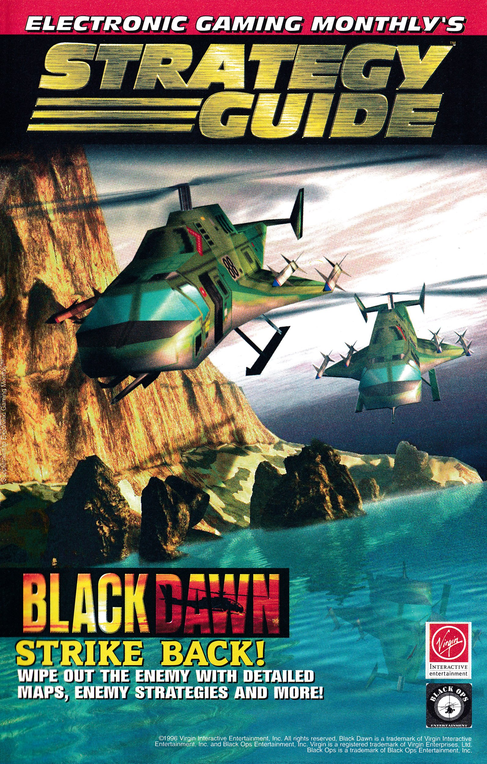 Electronic Gaming Monthly's Strategy Guide - Black Dawn