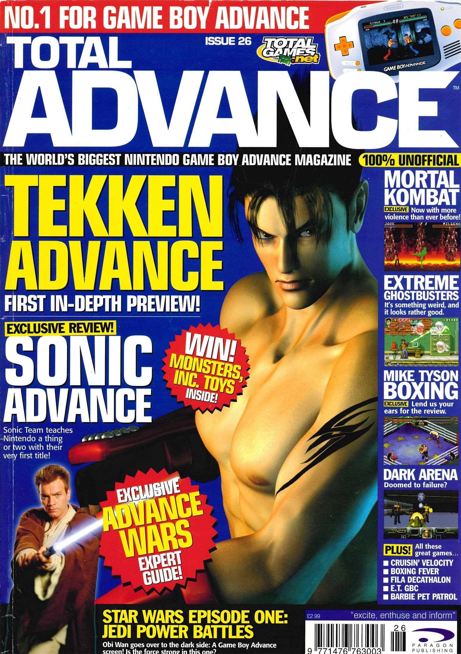 Total Advance Issue 26 (February 2002)
