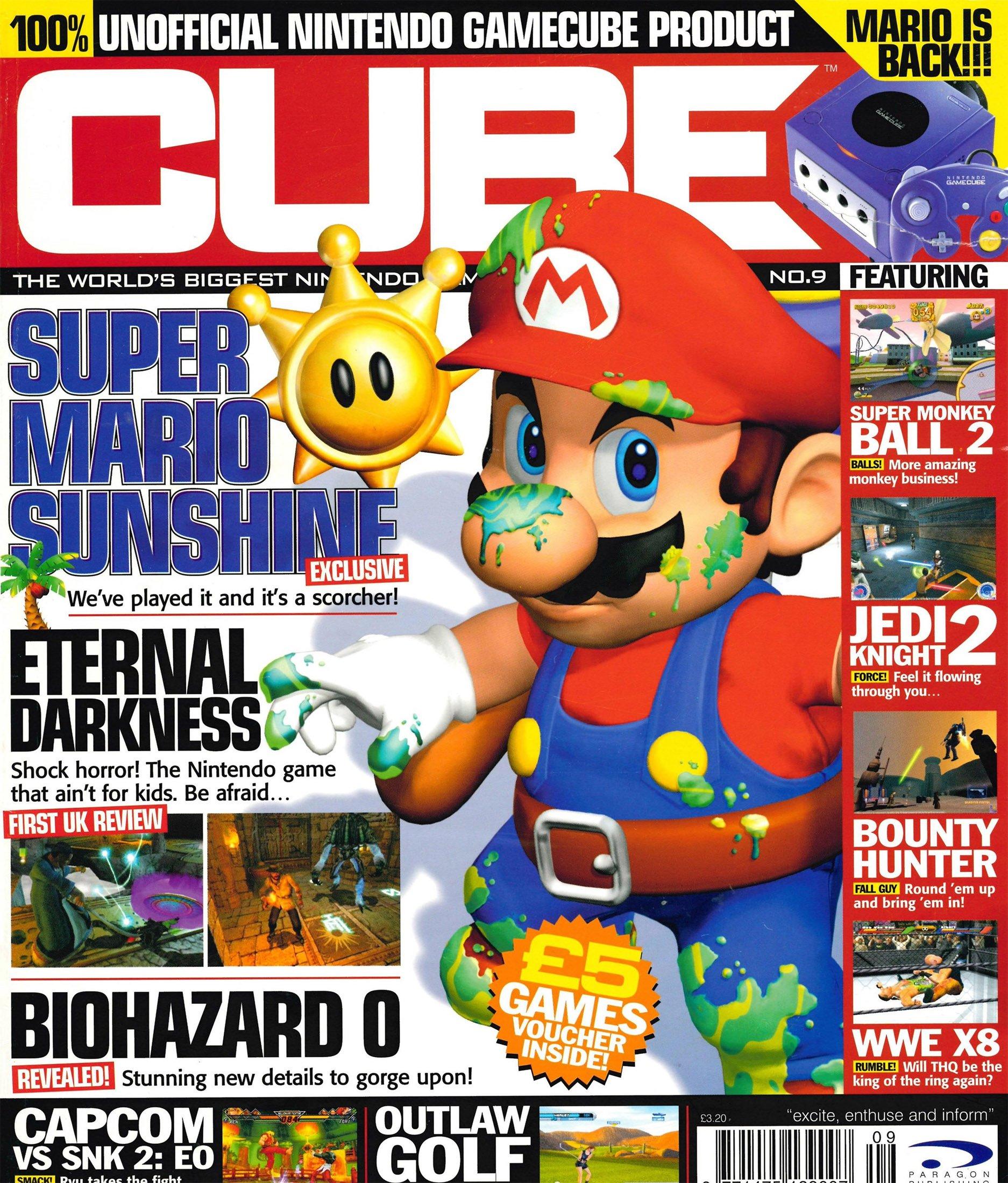 Cube Issue 09 (September 2002)