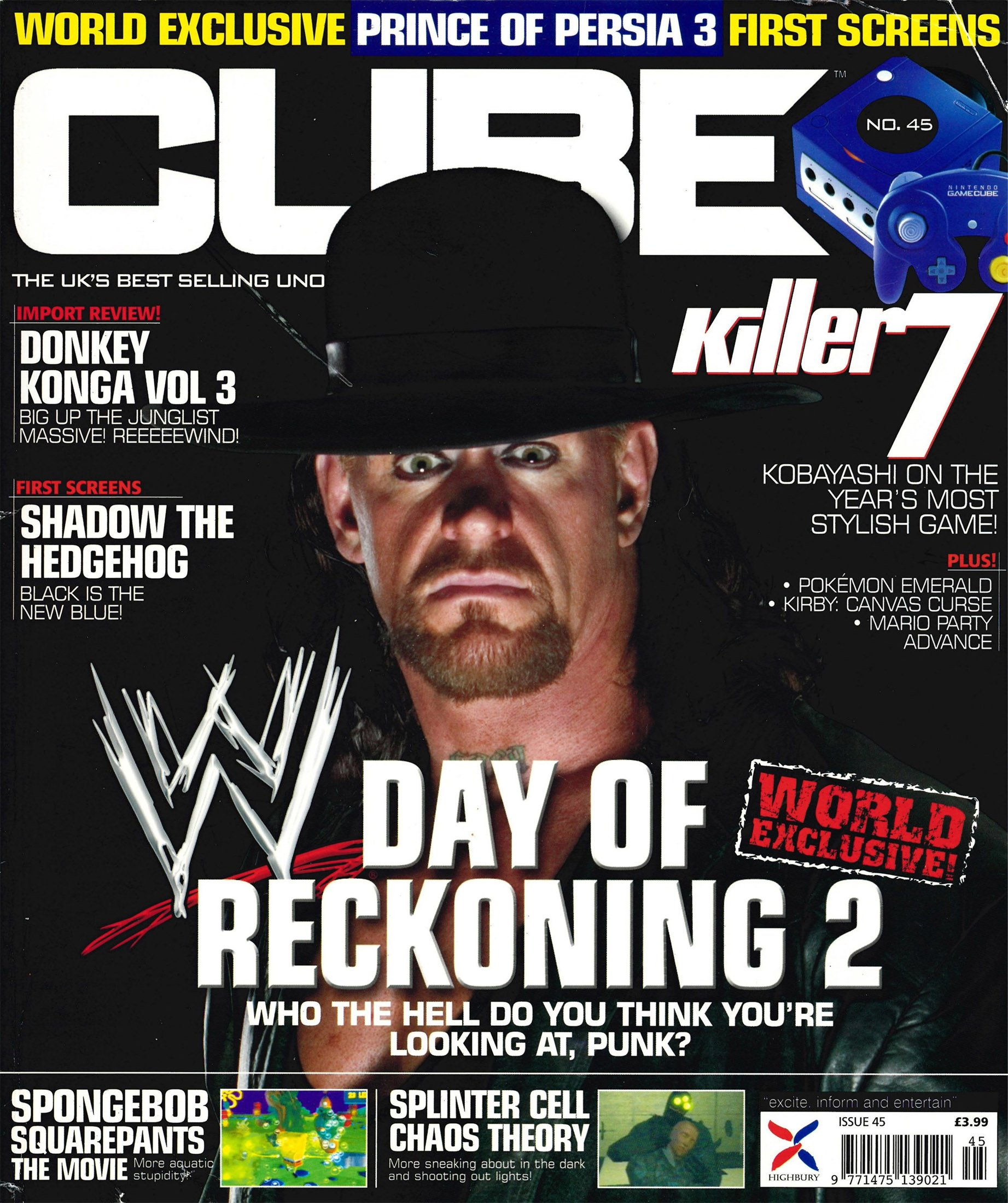 Cube Issue 45 (June 2005)