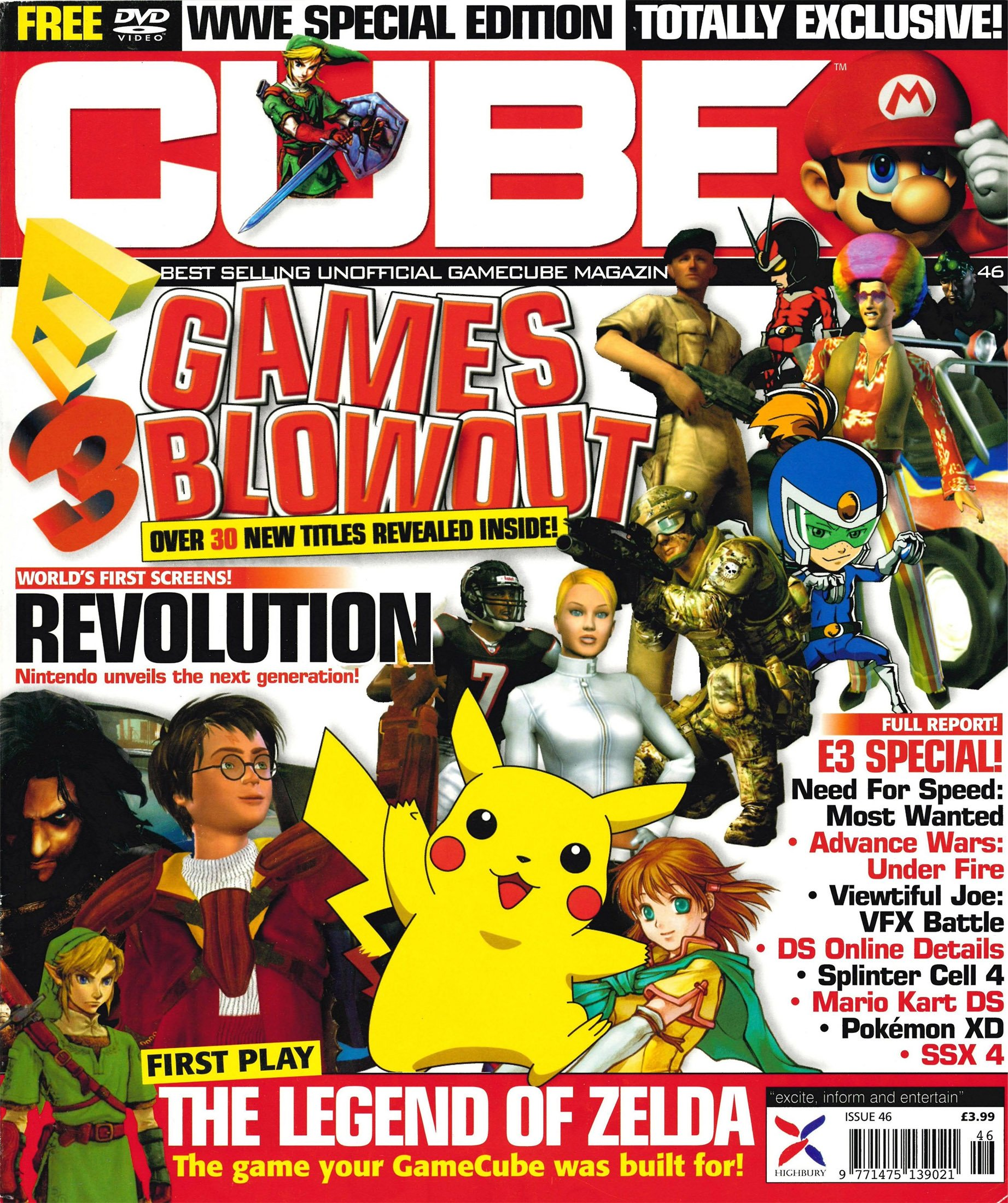 Cube Issue 46 (July 2005)