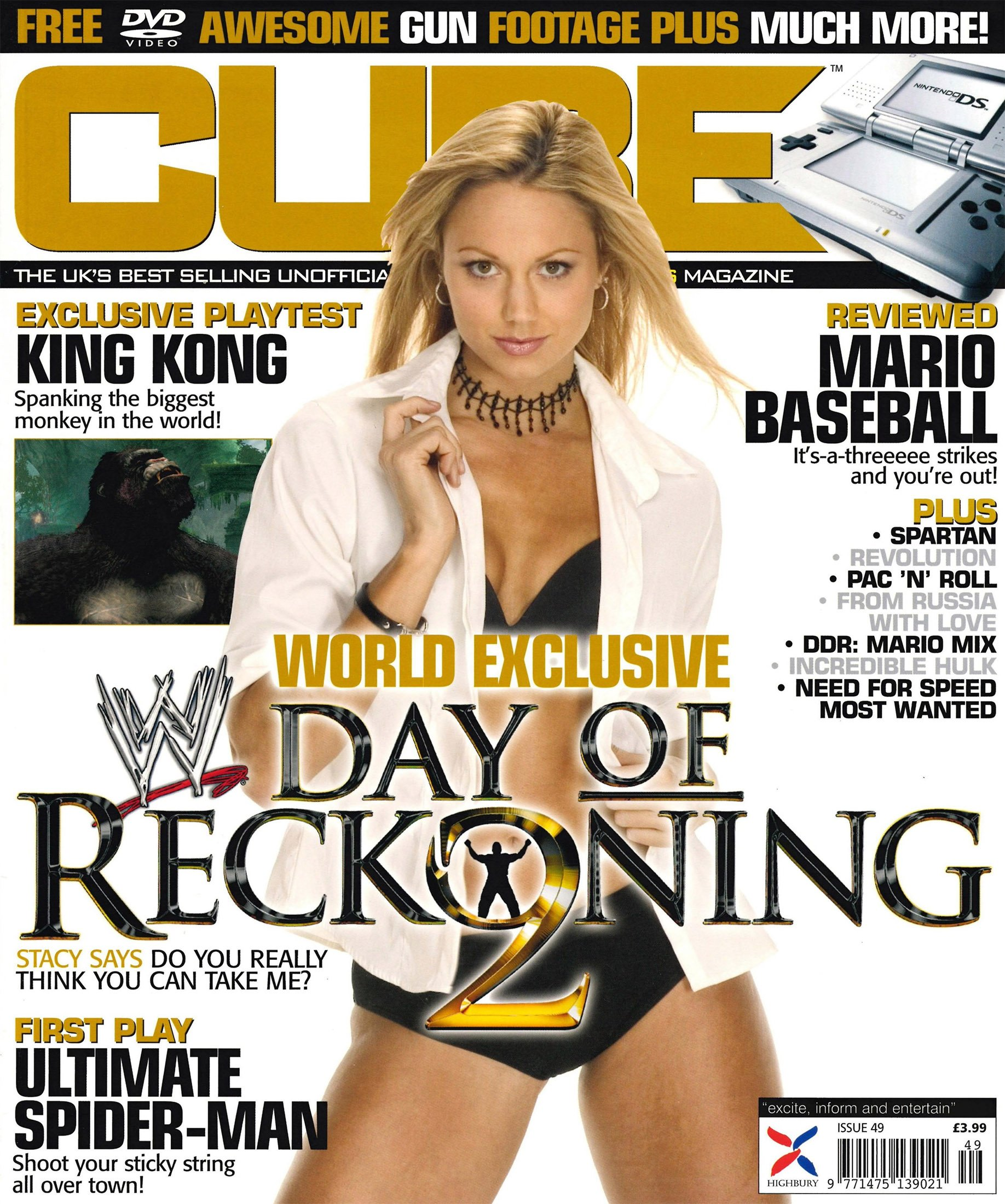 Cube Issue 49 (October 2005)