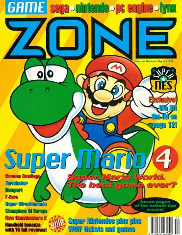 Game Zone Issue 07 (May 1992)