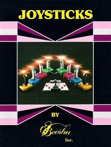 Joysticks by Beeshu Inc