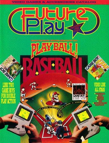 Future Play (April-May 1990)