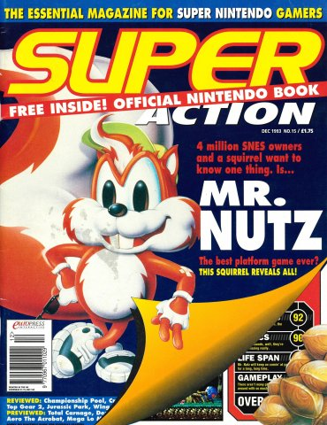 Super Action Issue 15 (December 1993)