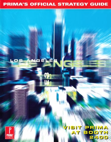 Los Angeles E3 - Prima's Official Strategy Guide (1999)
