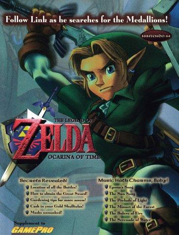 GamePro Issue 115 February 1999 Supplement 1